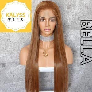 """""""Bella"""" Lace Front Synthetic Wig"""